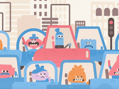 Say hello to Headspace character illustration animation
