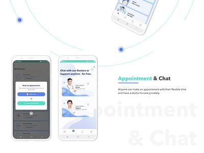 Jiohealth - Telemedicine App Development website web ux ui savvycom app