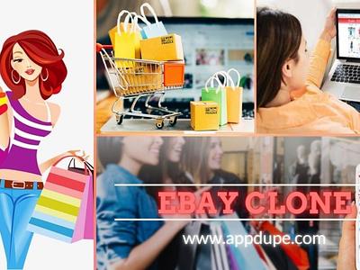 Attack Into The Ecommerce World With Ebay Clone App ebay readymade clone script