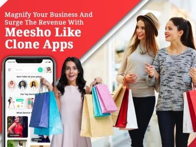 Launch A Robust Social E-commerce App Like Meesho reseller app like meesho reseller app development