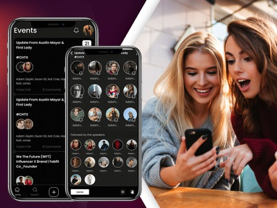 Plunge Into The Social Media App Market With Clubhouse Clone white-label clubhouse clone