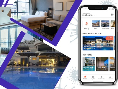 Embark on a successful journey into the hotel booking app market hotel booking clone script