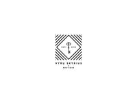 Logo for a man boutique