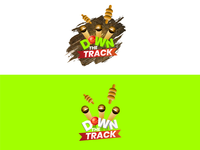 Down The Track Podcast Logo