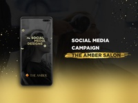 Social Media Campaign - The Amber Salon