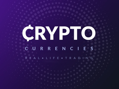 Crypto Currencies Series series branding currencies logo bitcoin crypto