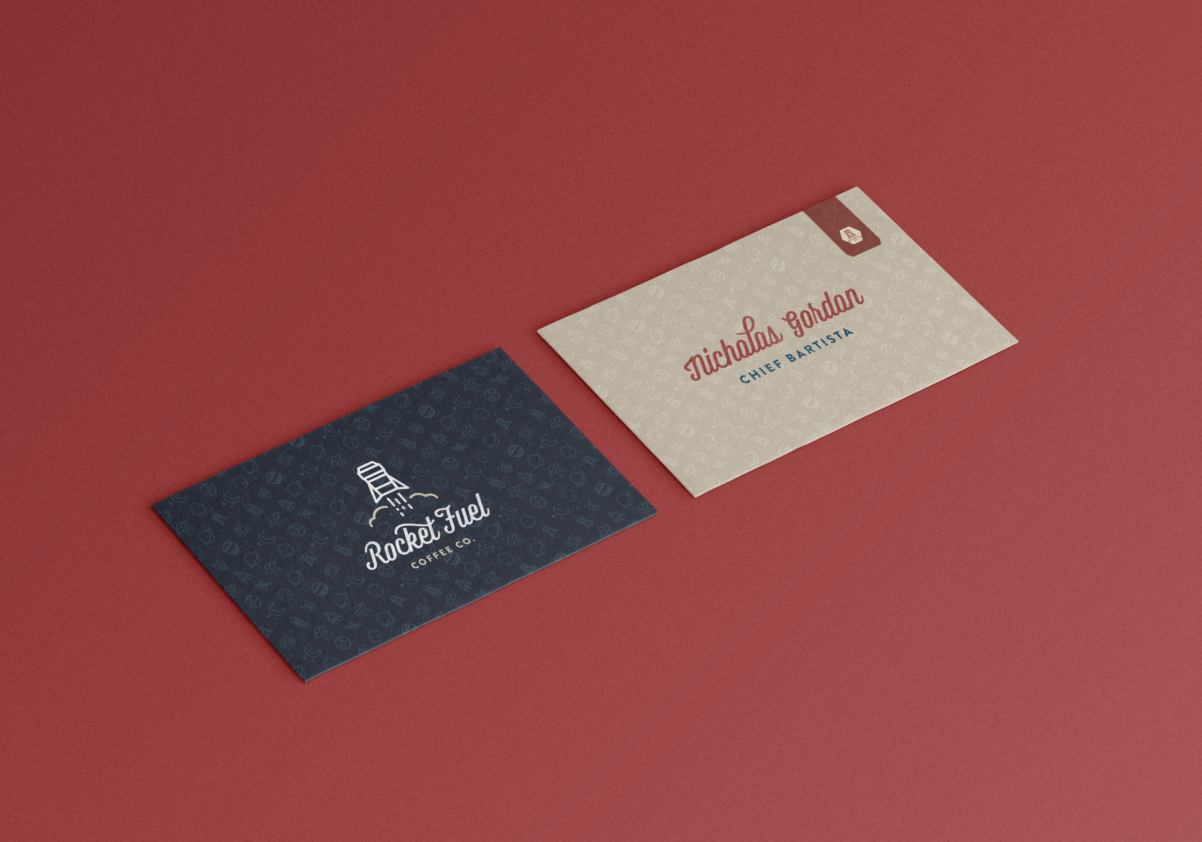 Rf businesscards