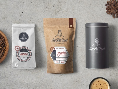 Rocketfuel Additional Packaging