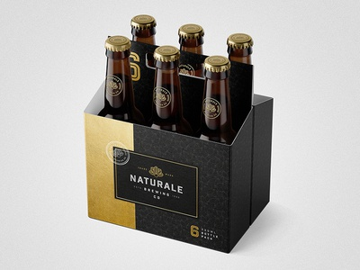 Naturale Brewing Co. Carry Pack