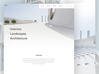 Dwell Homepage / Day 04