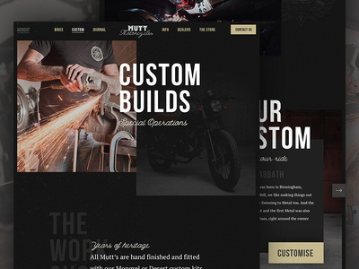 Mutt Motorcycles / Day 11