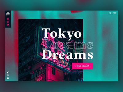 Tokyo Dreams Concept