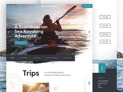 Kayaking Trip Site