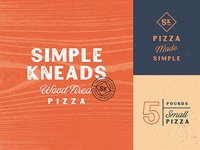 Simple Kneads Branding 🍕