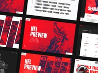 ESPN NFL Preview Screens