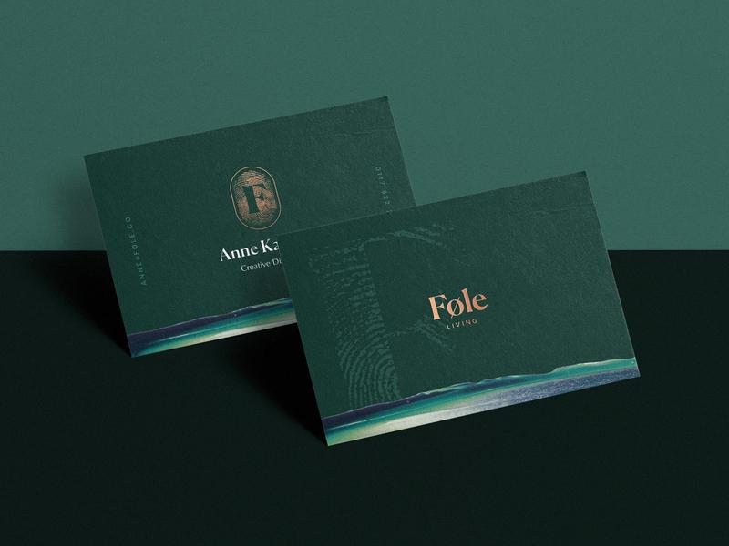 Føle Business Cards