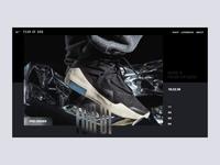Nike x FOG Image Displacements