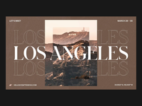 Los Angeles 🔌