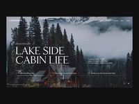 Cabin&Wild Lake Side