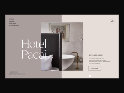 Hotel Pacai Interactions
