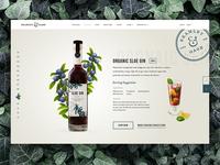 B&G Sloe Gin
