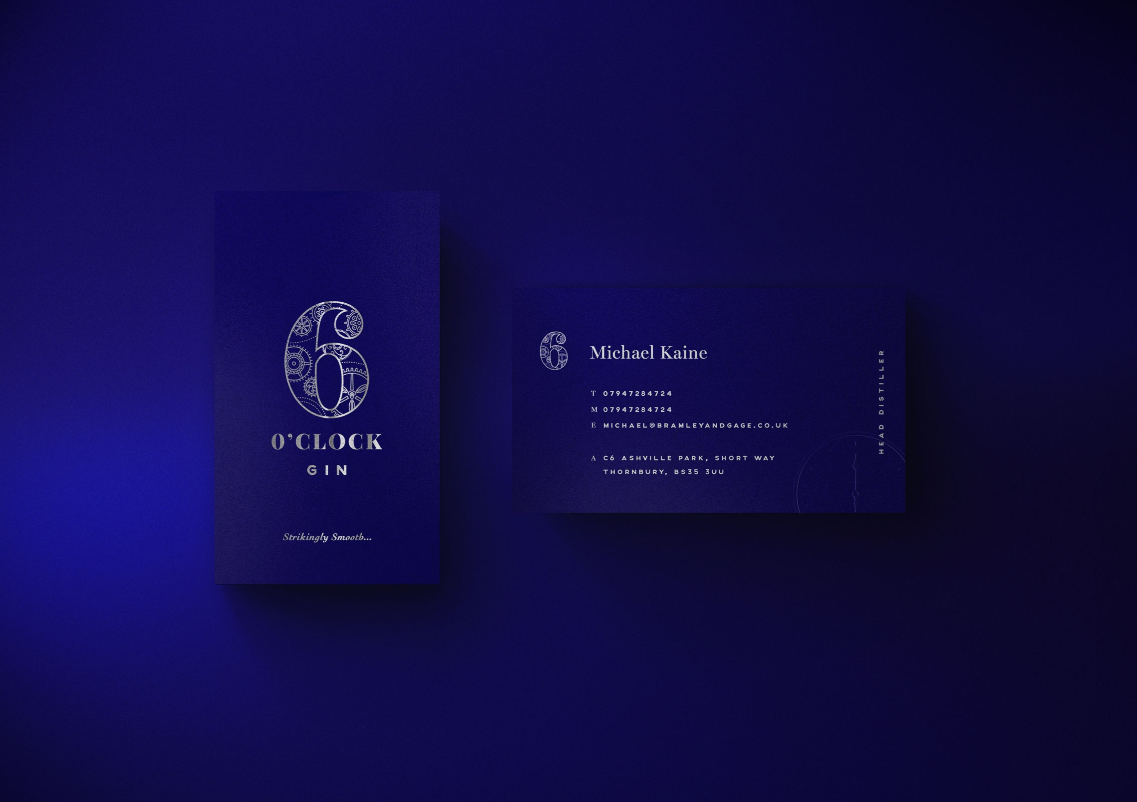 6 business card 2.0