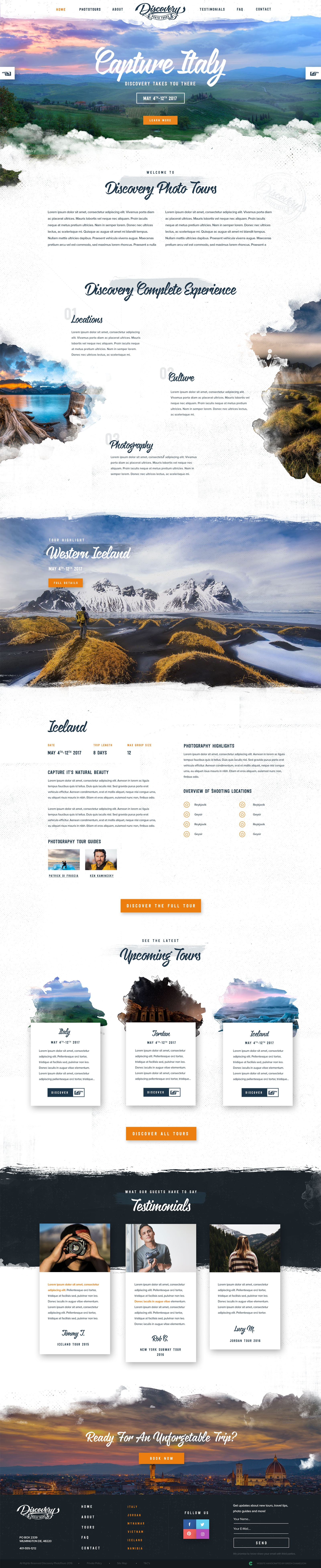 Homepage 1600px