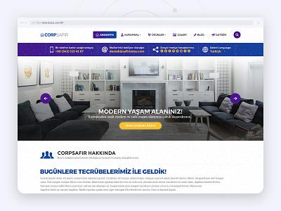 Furniture Ui/Ux Design colorful color pattern flatdesign mobile app webdesign uidesign uxdesign layout design ux ui