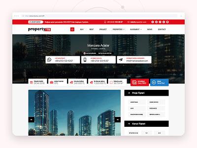 Real Estate Ui/Ux Design colorful color pattern flatdesign mobile app webdesign uidesign uxdesign layout design ux ui