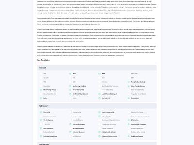 Sales Ui/Ux Design webdesign follow flat clean layout web uxdesign uidesign ux ui e-commerce sales