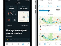 Volkswagen App Redesign 2018