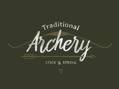 Traditional Archery - Stick & String