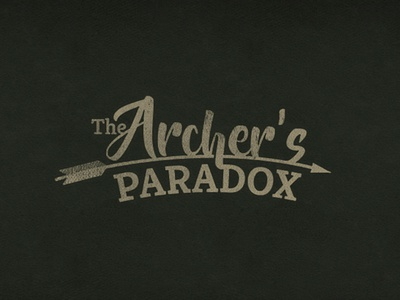 The Archer's Paradox