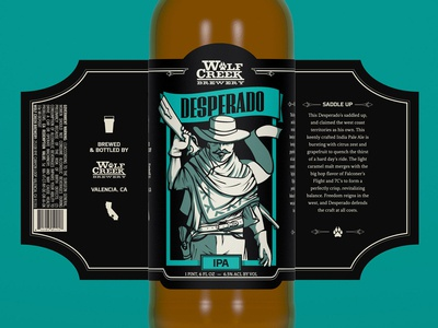 Wolf Creek Brewery - Desperado