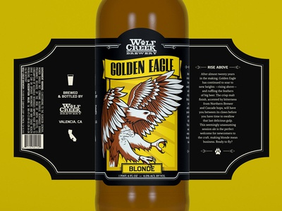 Wolf Creek Brewery - Golden Eagle
