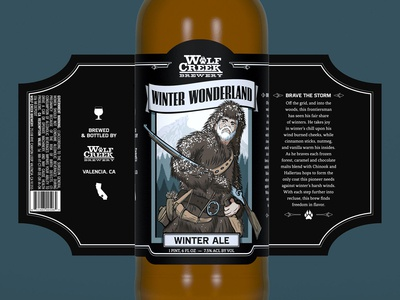 Wolf Creek Brewery - Winter Wonderland