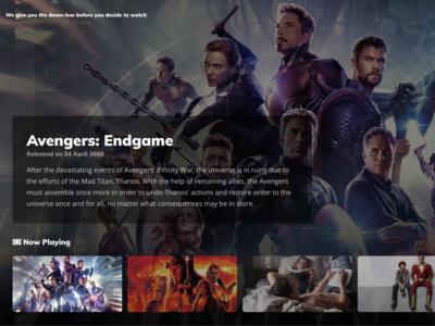 Movie Web App
