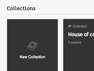 Collections poetryzoo collections tiles monochrome icon