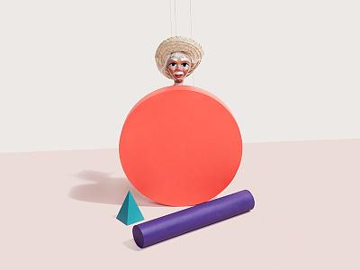 Meditation makes things better - Self esteem advertising art direction photography