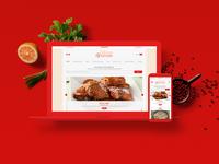 Sabores Ajinomoto Website