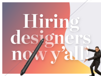 We are hiring designers in Iceland