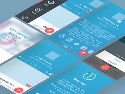Portfolio Redesign portfolio redesign ui ux davanzo
