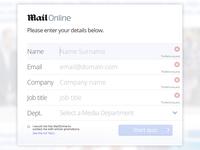 MailOnline Quiz