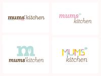 Mum's Kitchen - Logo Propositions