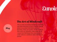 Eunoia Website Space 1