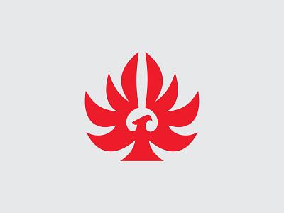Phoenix Spades bird spade phoenix logomark illustration mark branding graphic design design graphic-design vector logo