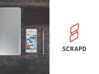 Scrapd branding