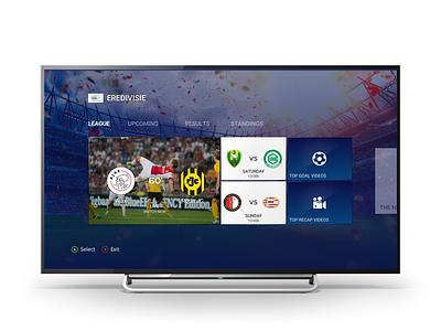 Xbox Football app xbox tv football