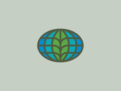 Sustainability leaf agriculture green eco sustainability earth world globe logo
