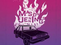 Mason Jennings Poster